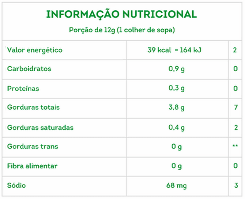 Maionese vegana v-mayo sabor abacate - 100foods - 01 un