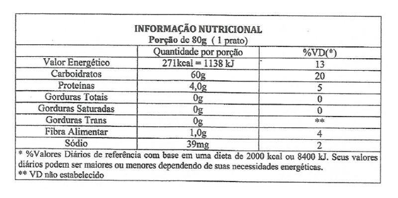 Massa de arroz penne premium 200 g - Casarão - 01 un