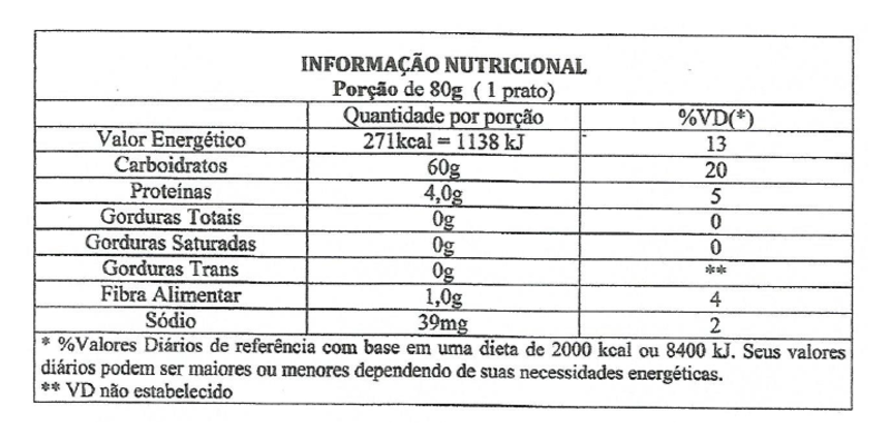 Massa de arroz spaghetti premium 300 g - Casarão - 01 un