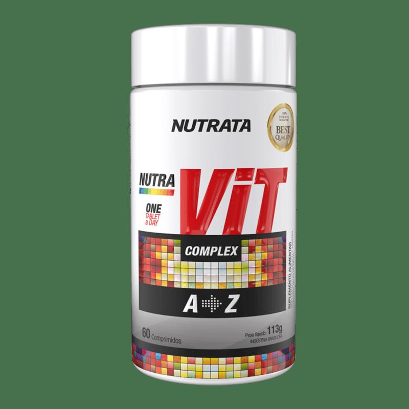 Suplemento vitamínico nutra vit complex - Nutrata - 01 un