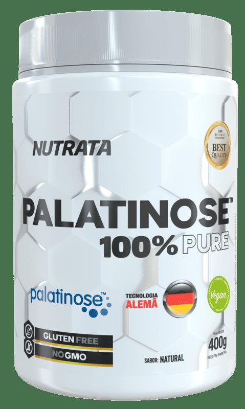 Palatinose sabor natural 400 g - Nutrata - 01 un
