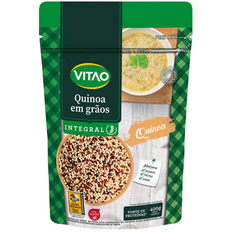 Quinoa em grãos - Vitao - 01 un