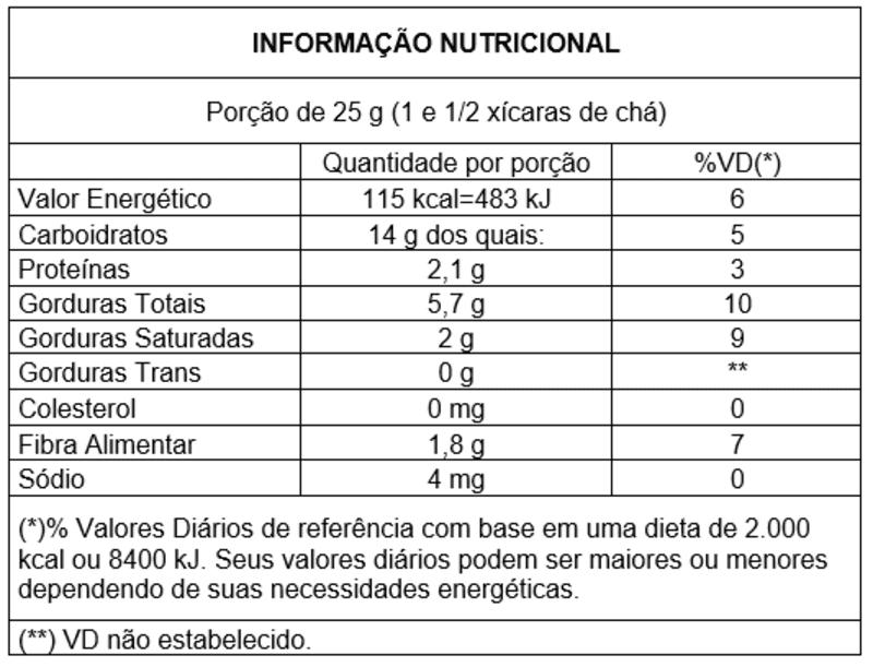 Snack proteico integral s/ glúten sabor páprica defumada - Vitao - 01 un