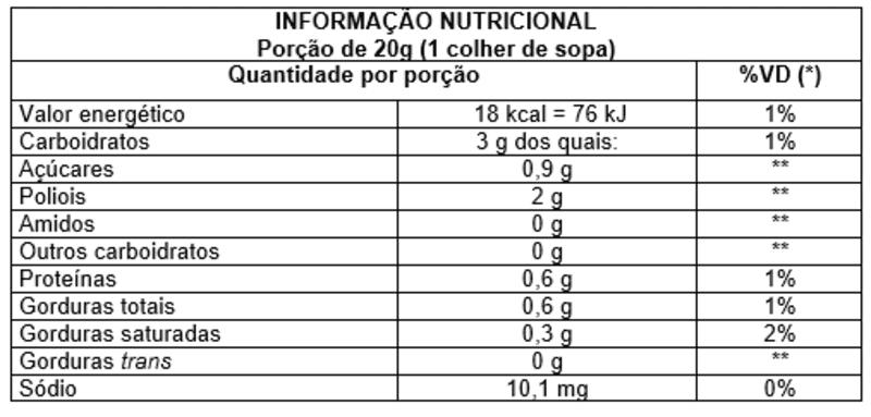 Sobremesa láctea sabor leite condensado zero - Vitao - 01 un