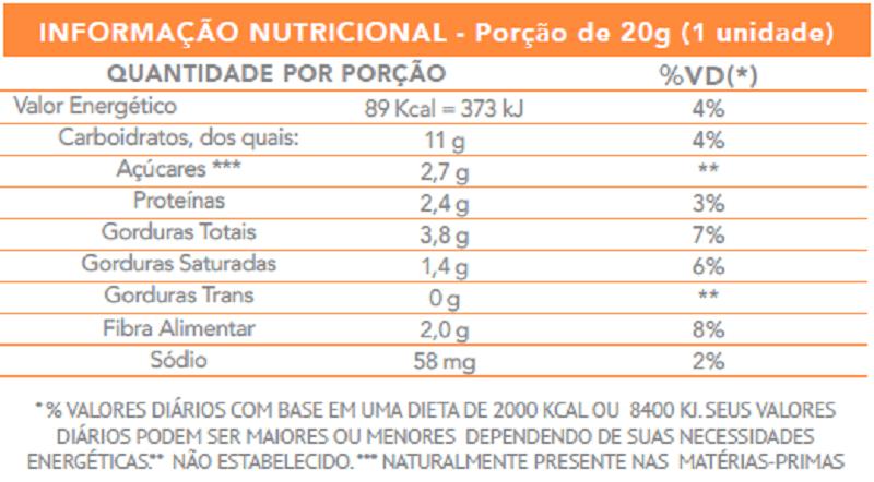 Tablete de doce de leite c/ nozes zero - Flormel - cx c/ 24 un.