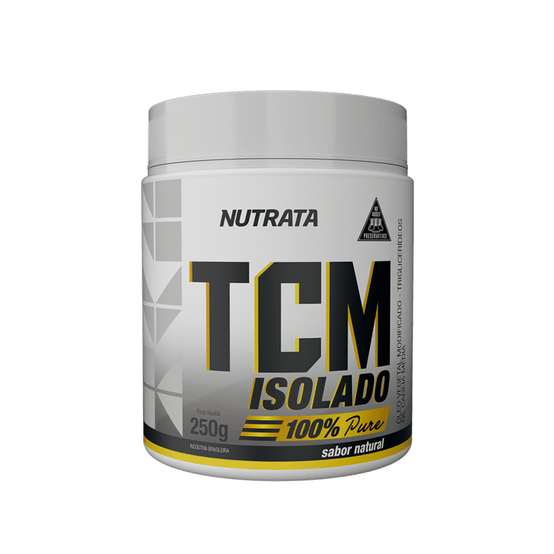 Tcm isolado 250 g - Nutrata - 01 un