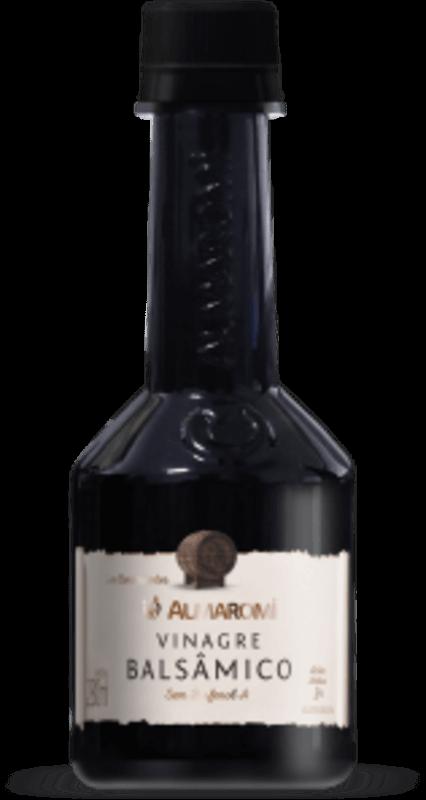 Vinagre balsâmico 280ml - Almaromi Viccino - unidade