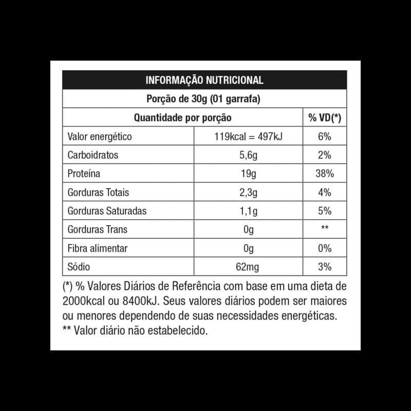 Whey grego sabor torta de limão monodose 30 g - Nutrata - 01 un