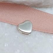 Pingente de Prata 925 Coração