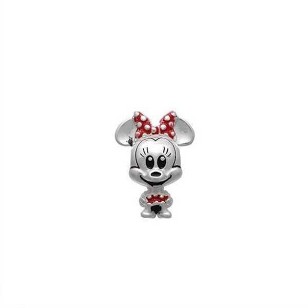 Berloque de Prata 925 Minnie Baby
