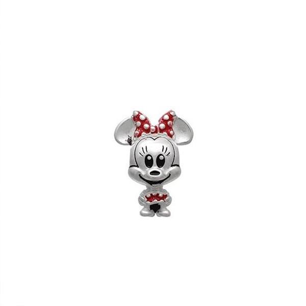 Berloque de Prata 925 Minnie Baby