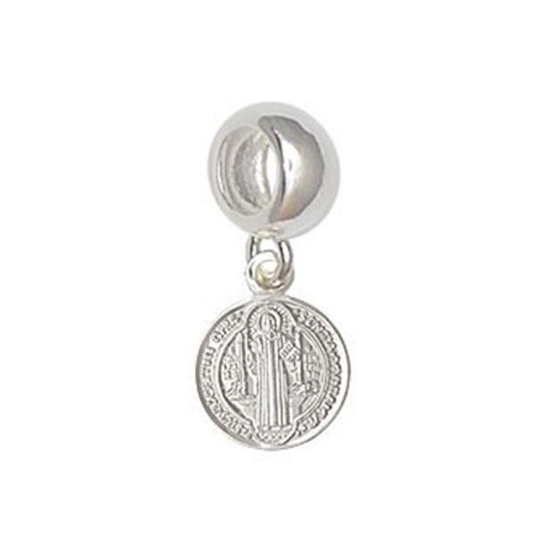 Berloque de Prata 925 São Bento