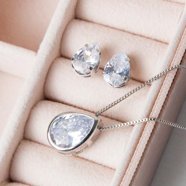 Presente para Namorada Conjunto Cristal