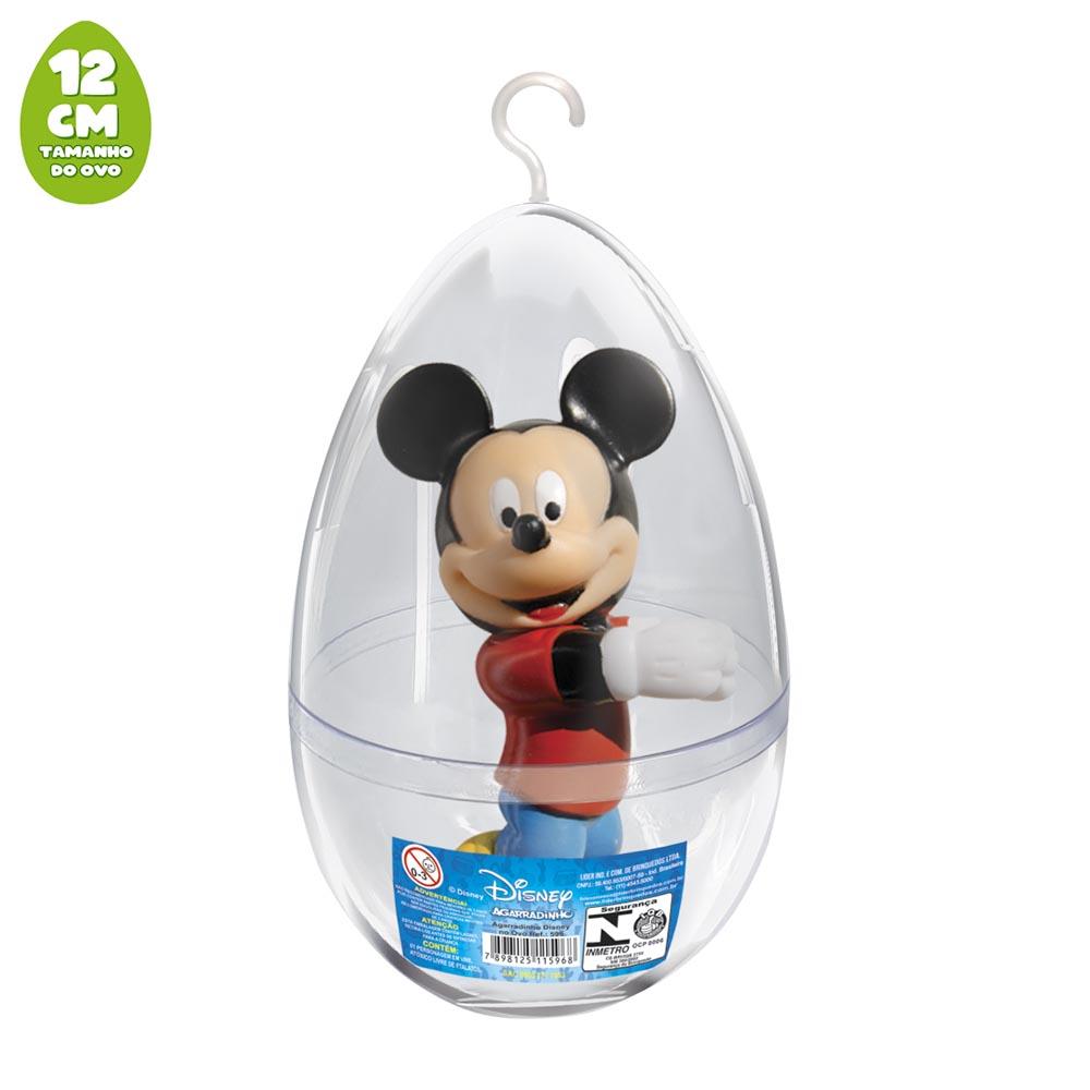 Agarradinho Mickey Disney no Ovo Pequeno