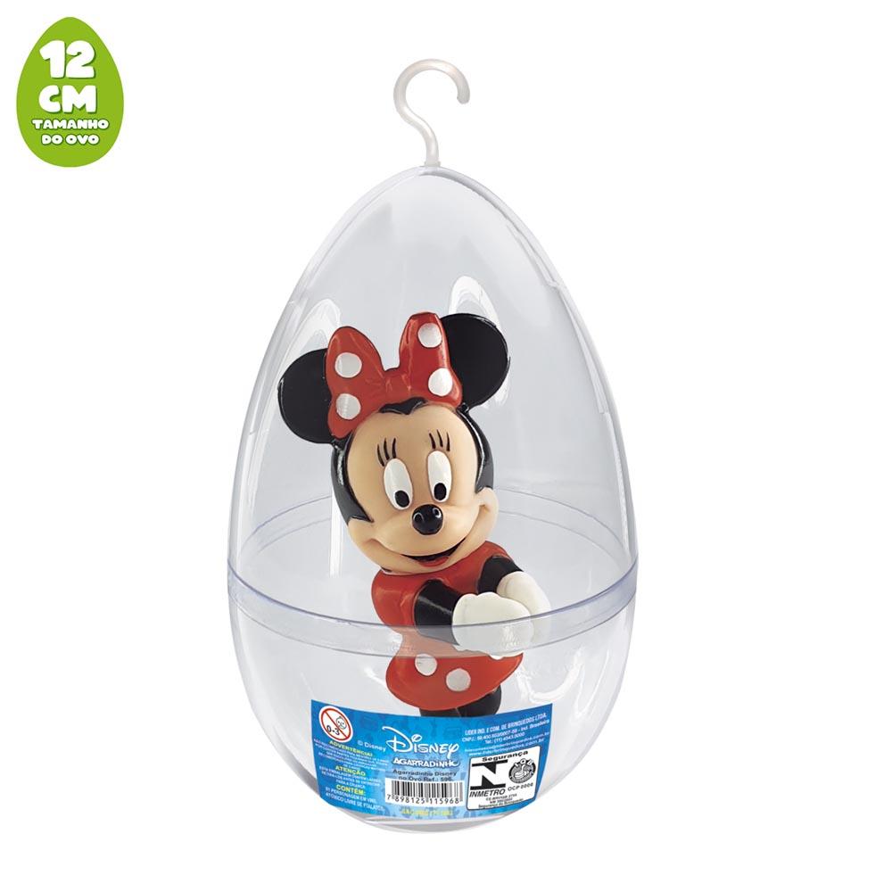 Agarradinho Minnie Disney no Ovo Pequeno