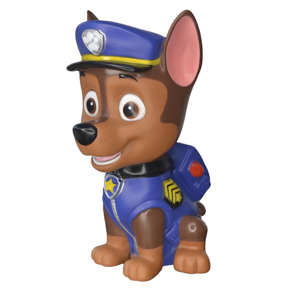 Boneco Cofre Chase Patrulha Canina