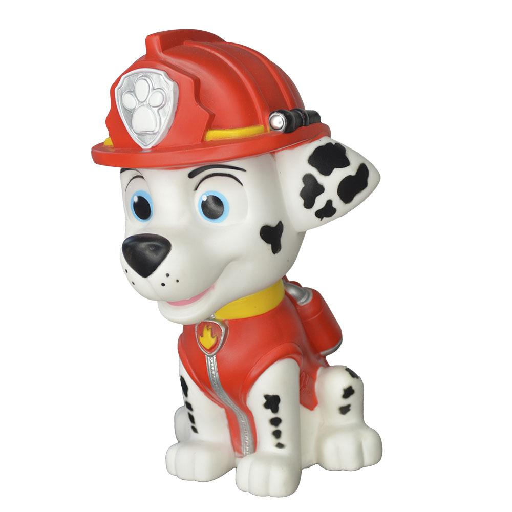 Boneco Cofre Marshall Patrulha Canina