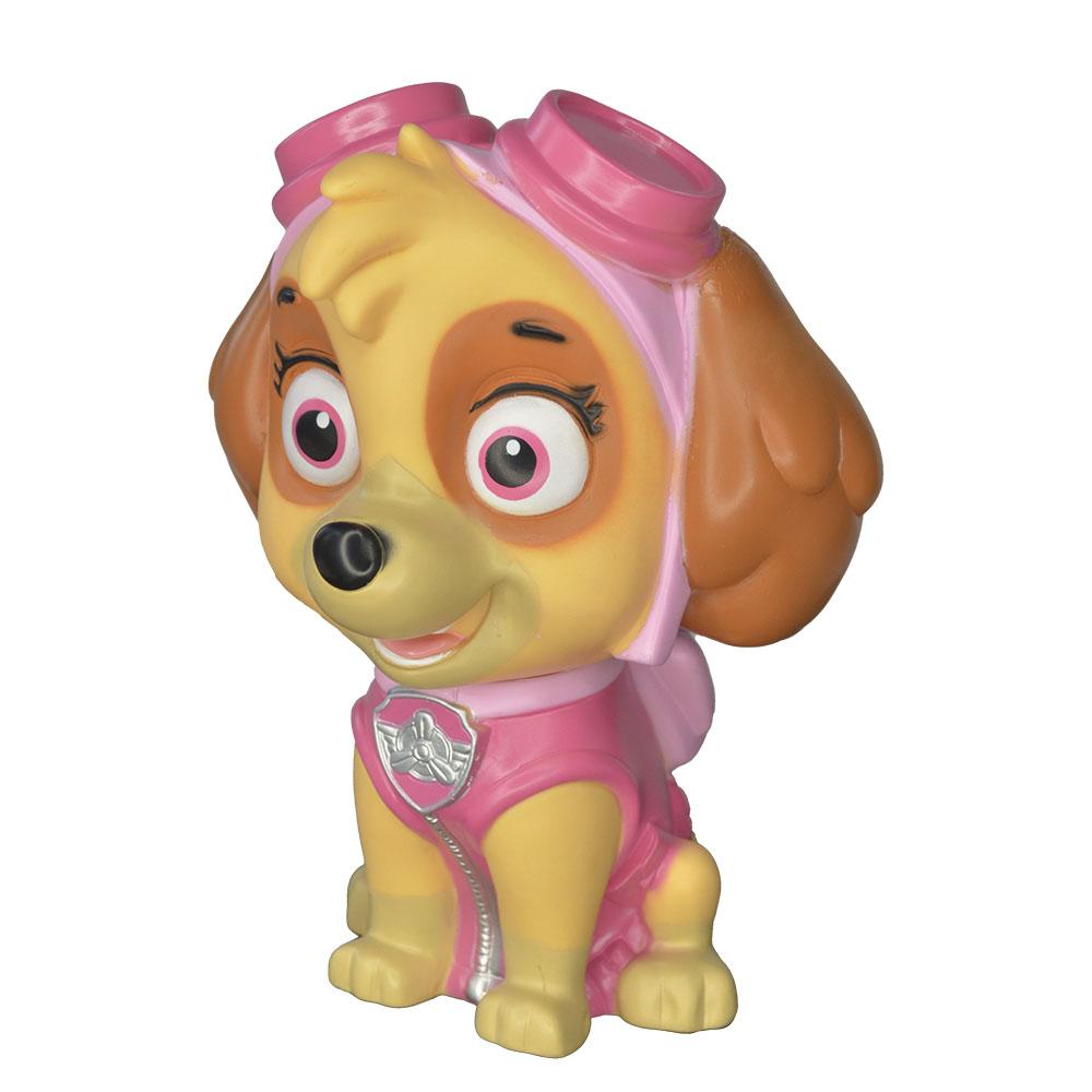 Boneco Cofre Skye Patrulha Canina