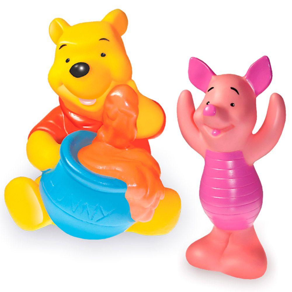 Boneco Pooh E Leitão