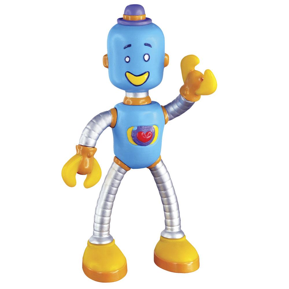 Boneco Robô Tum Tum Mundo Bita