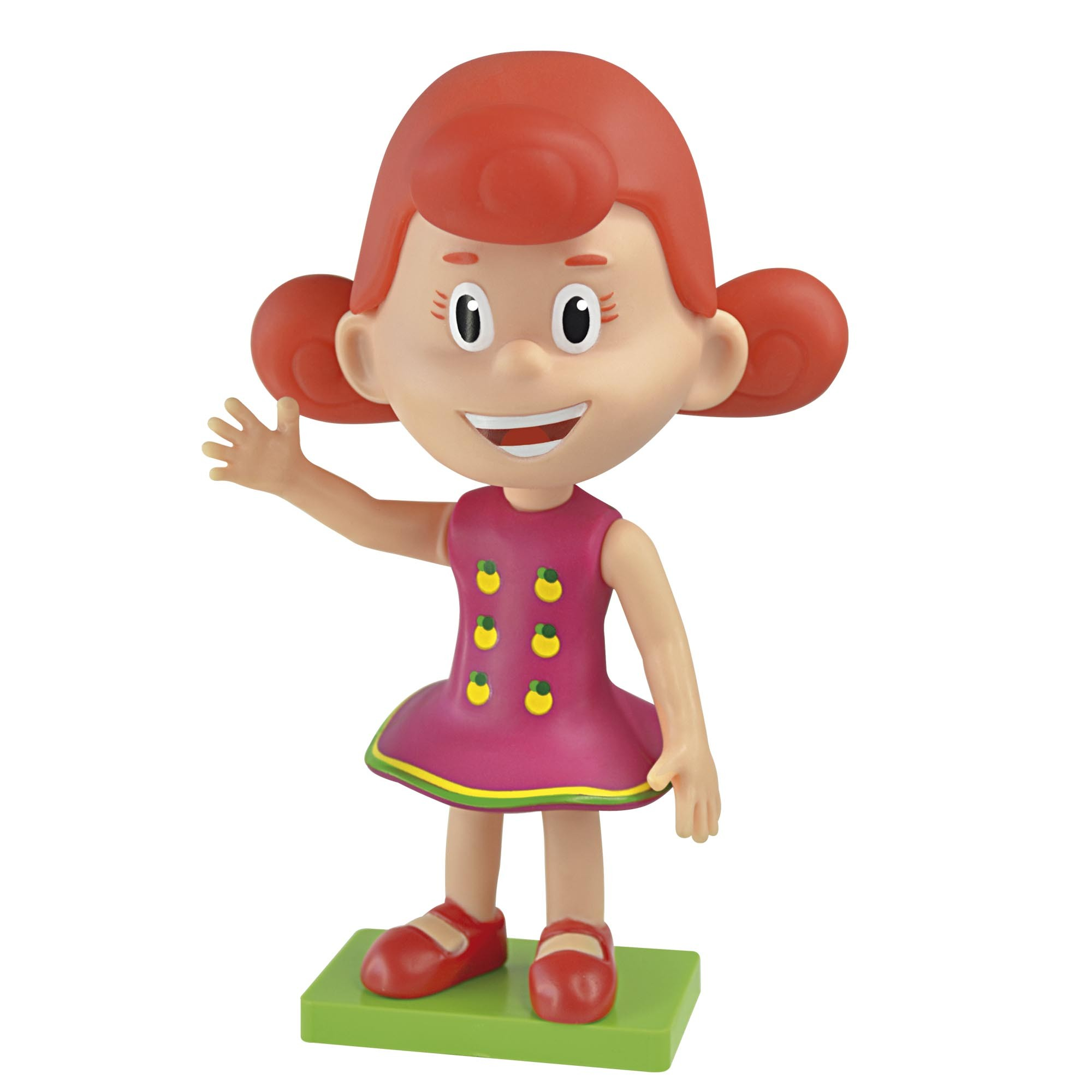 Boneco Sarah 3 Palavrinhas