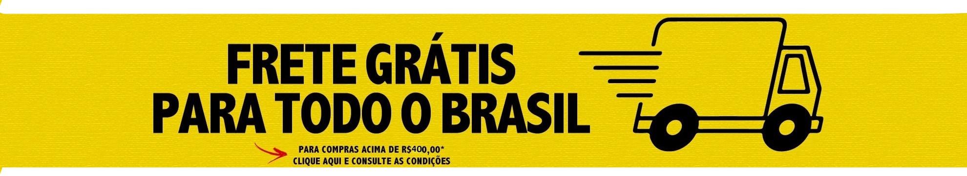 Banner Régua fRETE GRATUITO