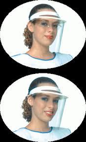15 Mascara Protetora  Facial Completo DX 500 - DX INDUSTRIA