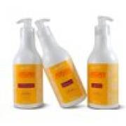 Kit Shampoo 300 ml + Condicionador  300 ml+ Mascara  300 ml - Argan Flor de Lotus Dwell'x