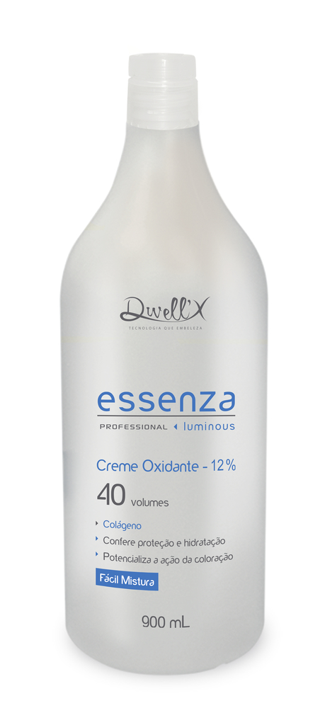 Creme Oxidante (OX) 40 Vol. Essenza 900mL  Dwell'x