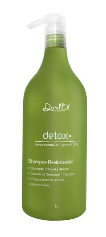 Detox Revitalizante  -Shampoo 1 L Profissional Dwellx