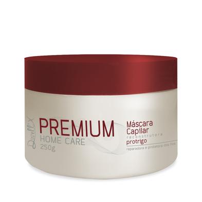 "Máscara Reconstrutor  Premium Pró Trigo 250 gr Dwell""x"