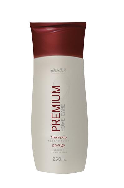 Shampoo Reconstrutor Premium Pró Trigo 250 ml Dwell'X