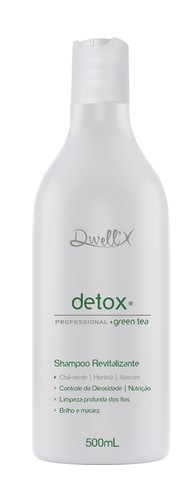 Shampoo  Revitalizante  -Shampoo 500 ML Profissional Dwellx