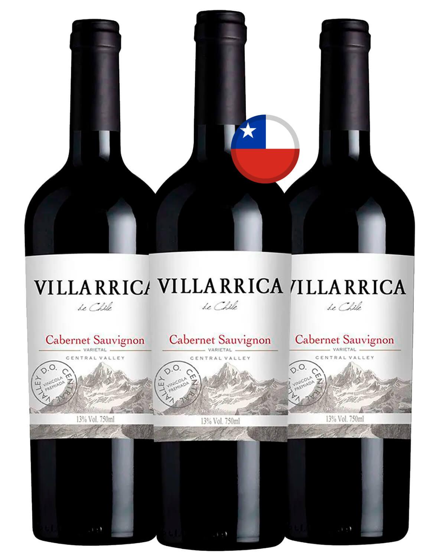Kit Villarrica Cabernet Sauvignon
