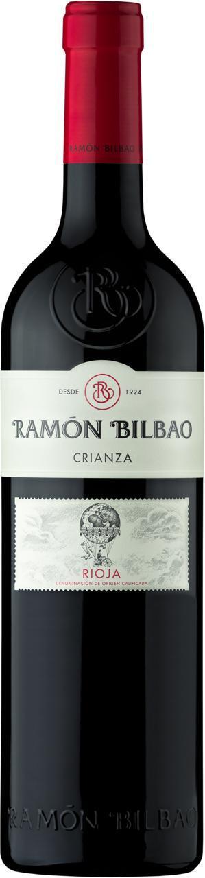 Vinho Tinto Ramón Bilbao Crianza 2017