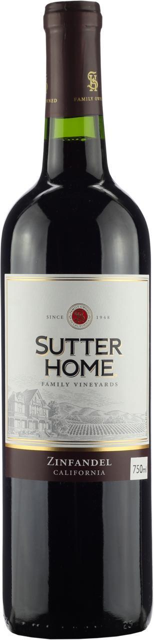Vinho Tinto Trinchero Sutter Home Zinfadel