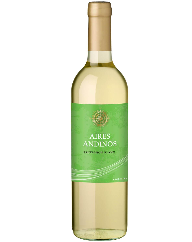 Vinho Branco Aires Andinos Sauvignon Blanc 2020