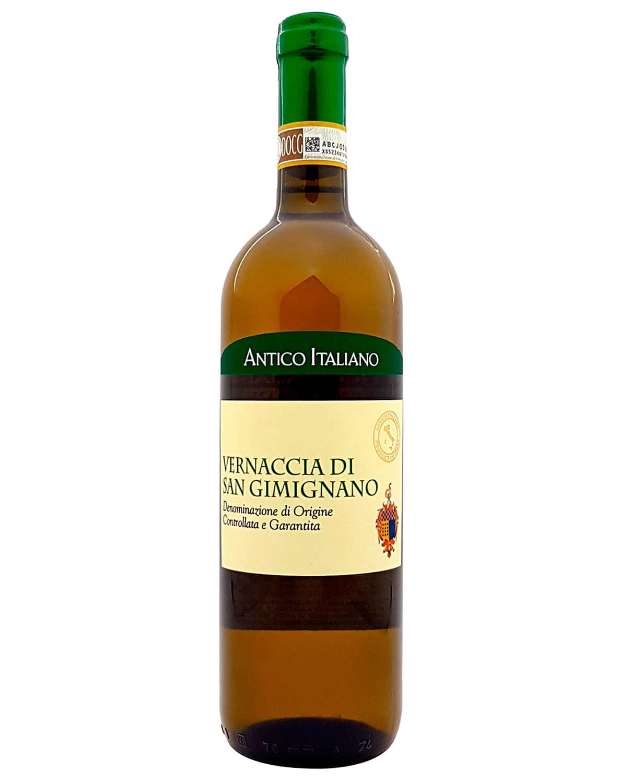 Vinho Branco Antico Italiano D.O.C.G. Vernaccia Di San Gimignano 2016