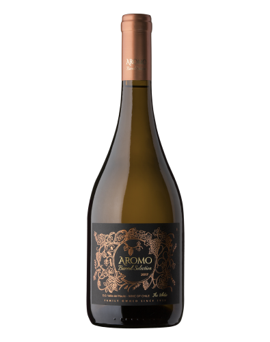 Vinho Branco Aromo Barrel Selection The White Chardonnay D.O. Vale do Maule 2017