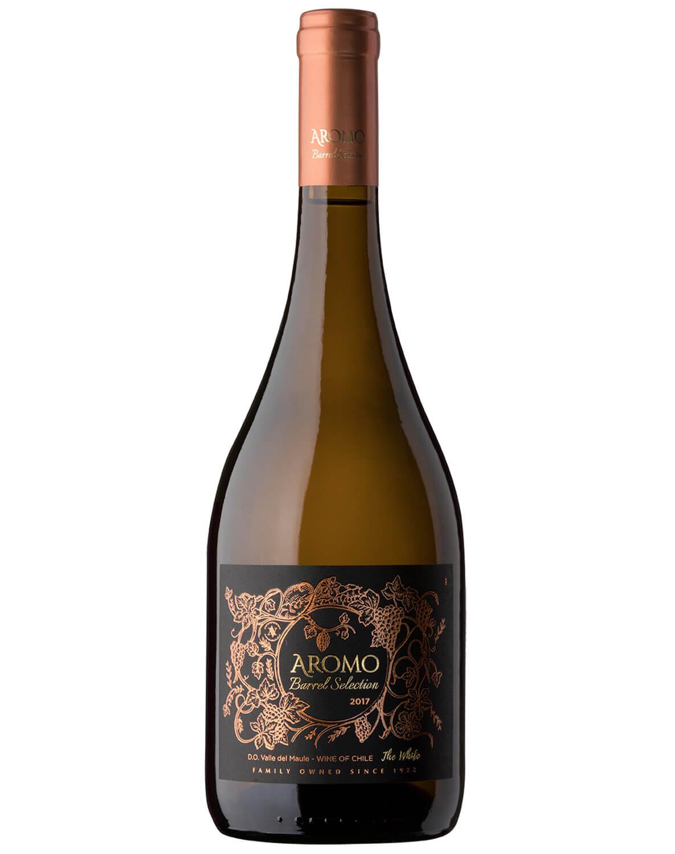 Vinho Branco Aromo Barrel Selection The White Chardonnay D.O. Vale do Maule 2017