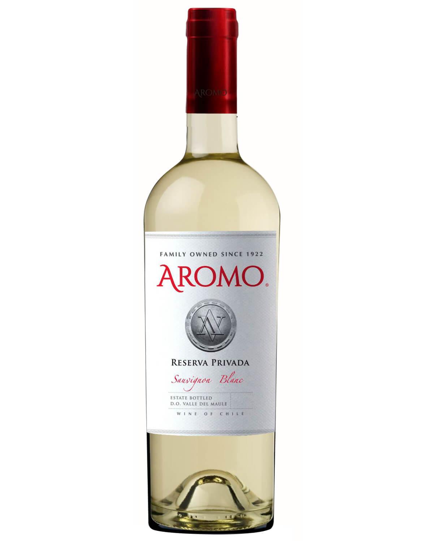 Vinho Branco Aromo Reserva Privada Sauvignon Blanc D.O. Vale do Maule 2019
