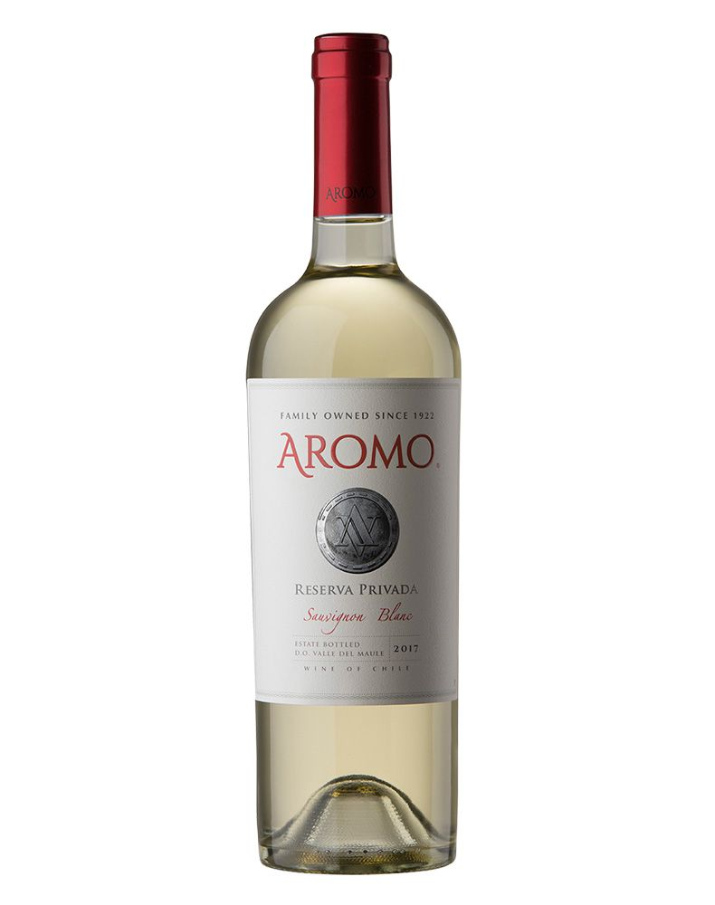 Vinho Branco Aromo Reserva Privada Sauvignon Blanc D.O. Vale do Maule 2017