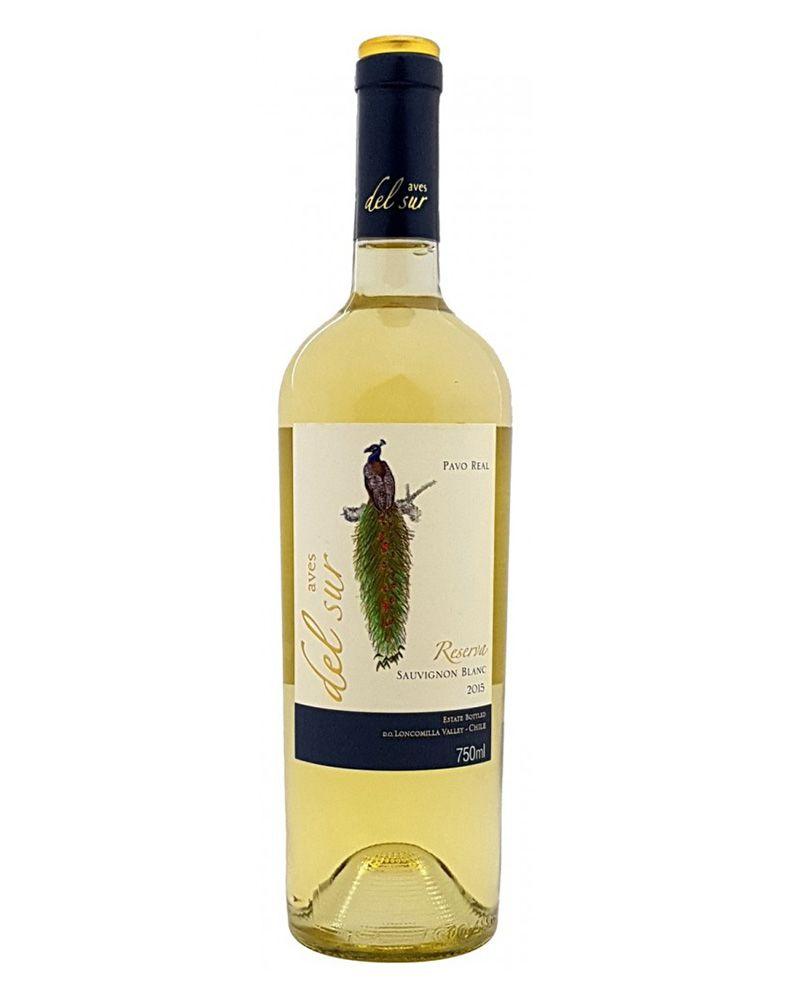 Vinho Branco Aves Del Sur Reserva Sauvignon Blanc D.O. Vale do Loncomilla 2015