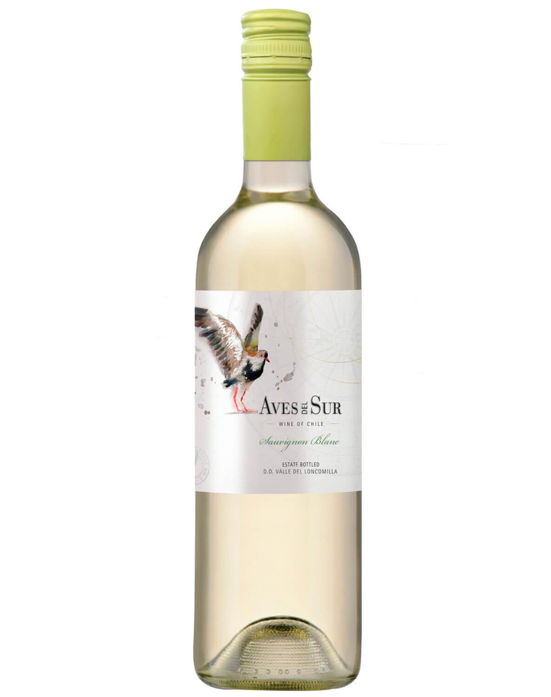Vinho Branco Aves Del Sur Sauvignon Blanc 2020