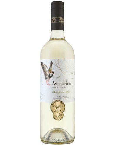 Vinho Branco Aves Del Sur Sauvignon Blanc D.O. Vale do Loncomilla