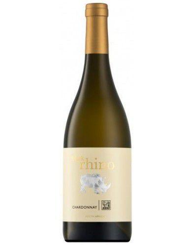 Vinho Branco Black Rhino Chardonnay 2017