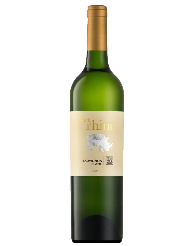 Vinho Branco Black Rhino Sauvignon Blanc 2016