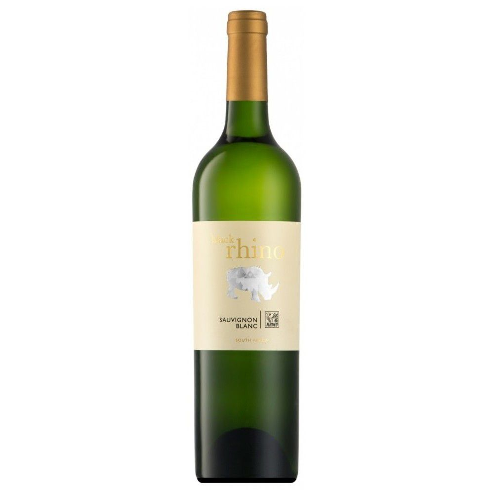 Vinho Branco Black Rhino Sauvignon Blanc