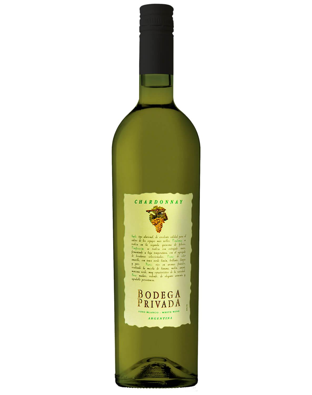 Vinho Branco Bodega Privada Chardonnay 2020