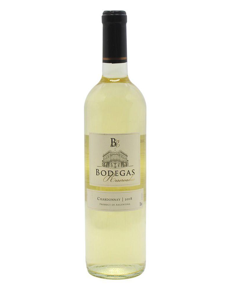 Vinho Branco Bodegas Reservadas Chardonnay